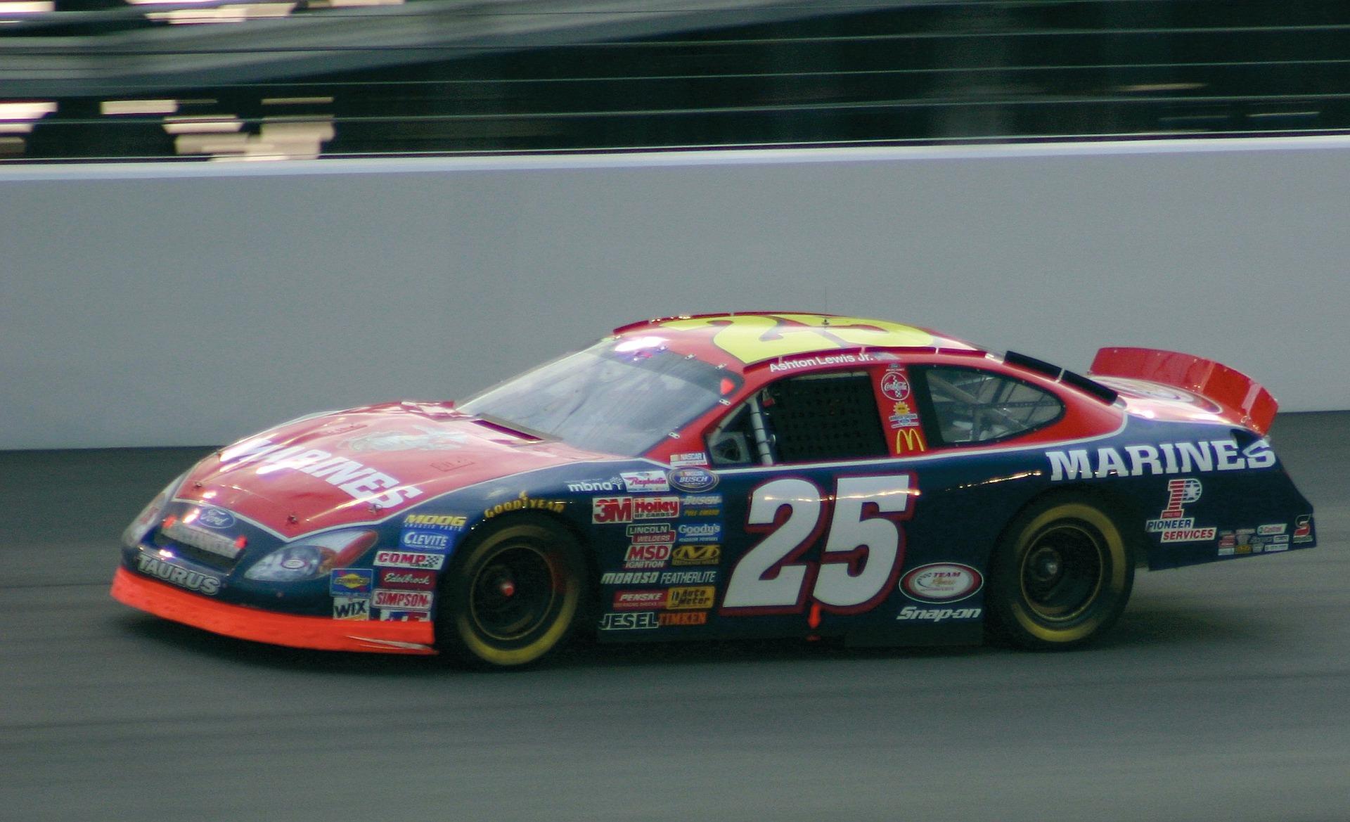 (8/16/20) NASCAR at The Glen