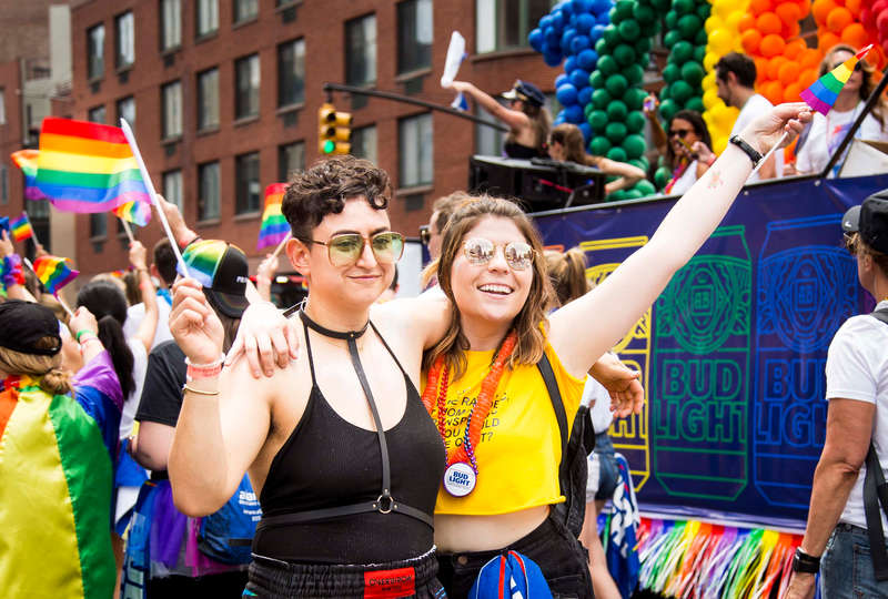 (6/28/20) World Pride NYC March