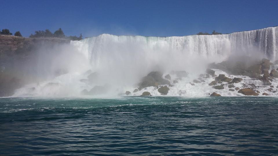 (8/08/20) Niagara Falls